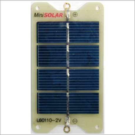 Mini Solar Panel for educational kits