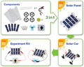 Educational Solar Panel Kit : M301